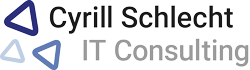 Logo Cyrill Schlecht IT Consulting